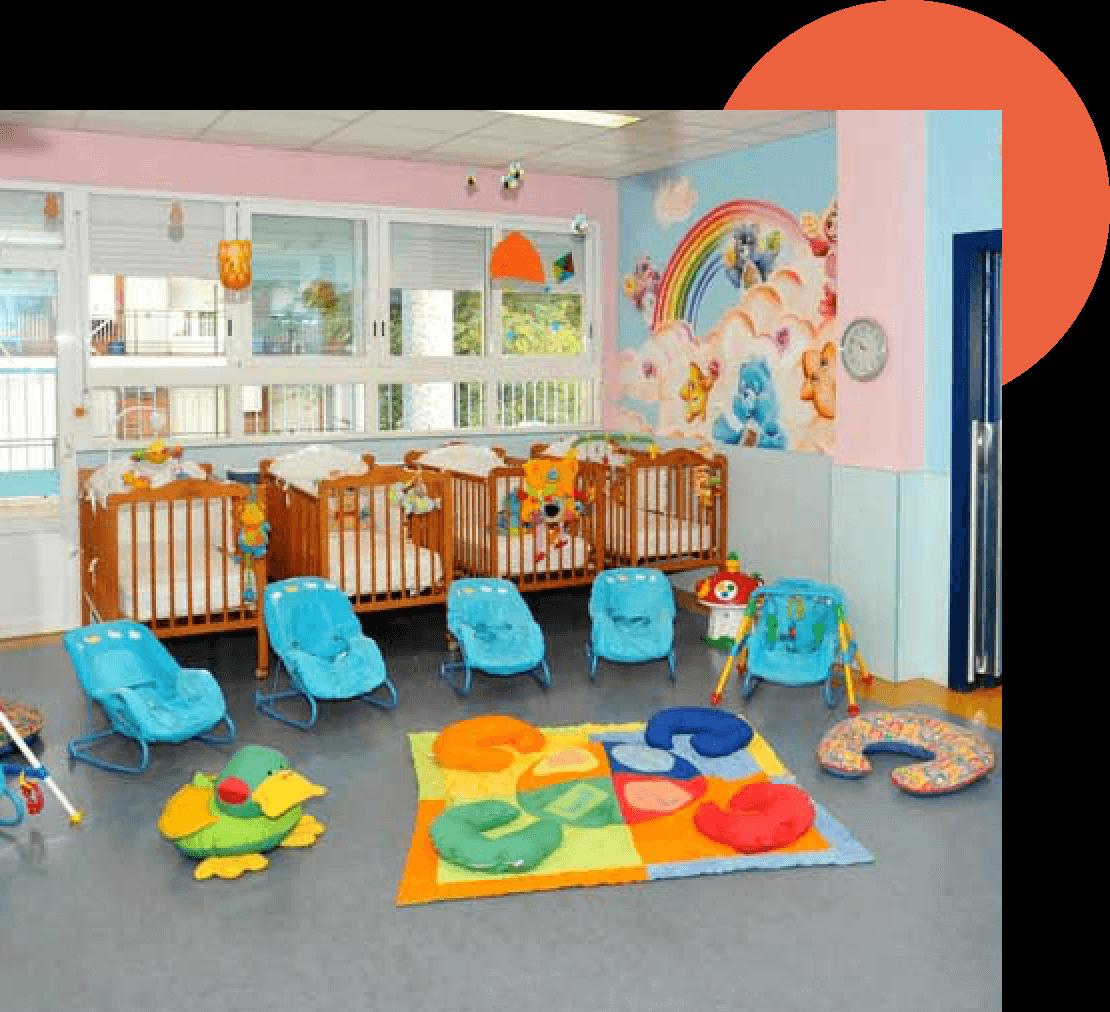 escuela infantil Lazaro cunas